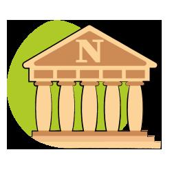 icône piliers nutrition - nutrition et équilibre - serenizen