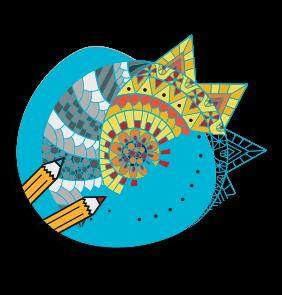 icône mandala - serenizen