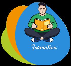 icône formation - serenizen